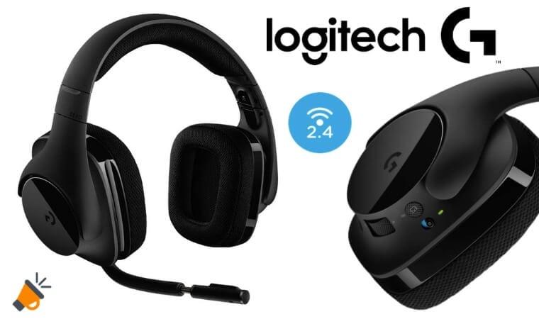 oferta Logitech G533 auriculares baratos SuperChollos