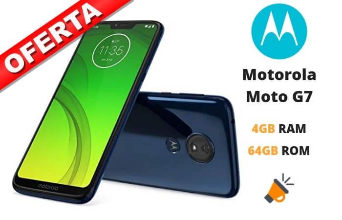oferta Motorola Moto G7 barato SuperChollos