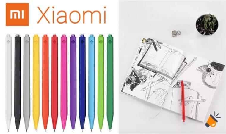oferta boli%CC%81grafos de gel Xiaomi Radical baratos SuperChollos