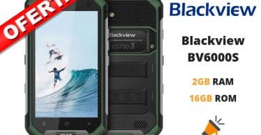 oferta Blackview BV6000s barato SuperChollos