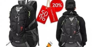 oferta Mochila de senderismo Xmund XD DY6 barata SuperChollos