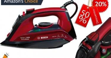 oferta Bosch TDA503001P plancha barata SuperChollos