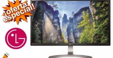 oferta LG 27UD59 monitor barato SuperChollos
