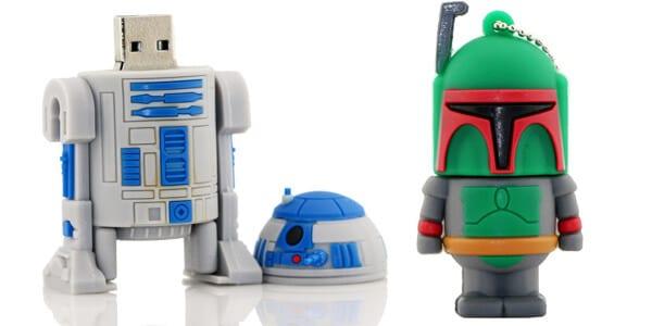 Pendrive personajes Star Wars barato SuperChollos