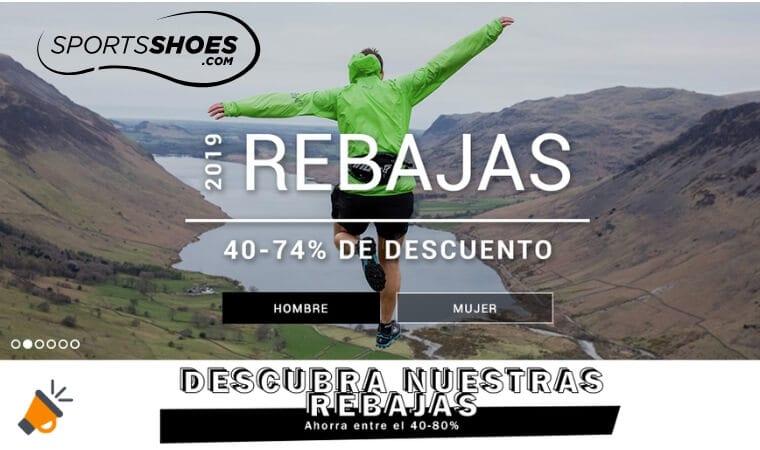 Rebajas SportShoes SuperChollos