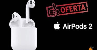 oferta Apple Airpods 2 baratos SuperChollos