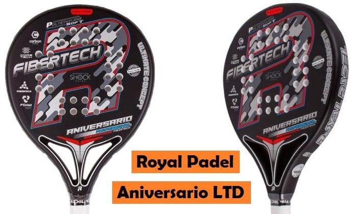 Pala Royal Padel Aniversario LTD SuperChollos