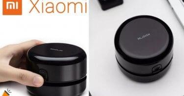 oferta Mini aspirador de escritorio Xiaomi Nusign barato SuperChollos