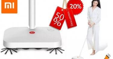 oferta Aspiradora barredora Xiaomi Yijie YE 01 barata SuperChollos