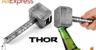 oferta Abrebotellas Martillo de Thor barato SuperChollos