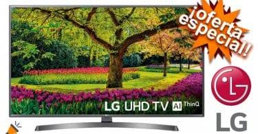 oferta LG 43UK6750PLD Smart TV barata SuperChollos