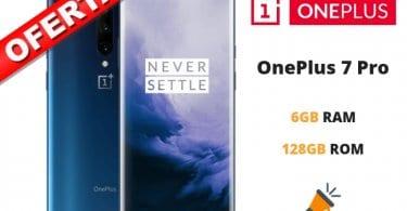 oferta OnePlus 7 Pro barato SuperChollos