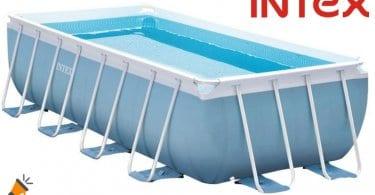 oferta Intex 26776NP piscina barata SuperChollos