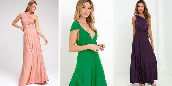 Vestidos largos baratos SuperChollos