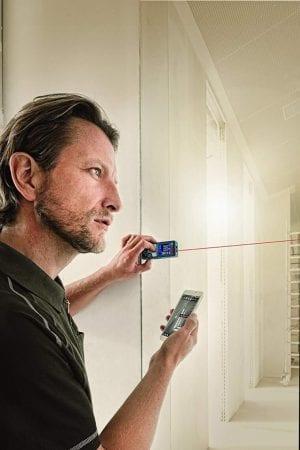 Medidor La%CC%81ser Bosch Professional GLM 50 barato SuperChollos
