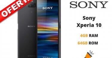 oferta Sony Xperia 10 barato SuperChollos