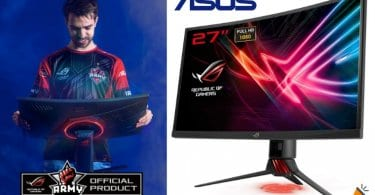 oferta Asus ROG Strix XG27VQ Monitor Curvo barato SuperChollos