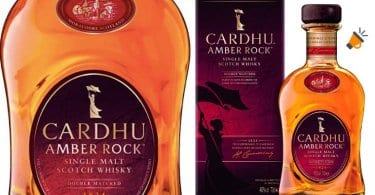 oferta Cardhu Amber Rock Whisky Escoce%CC%81s barato SuperChollos