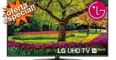 oferta Smart TV LG 49UK6200PLA barata SuperChollos