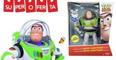 oferta Buzz Lightyear Toy Story barato SuperChollos