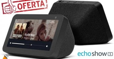 oferta Echo Show 5 barato SuperChollos