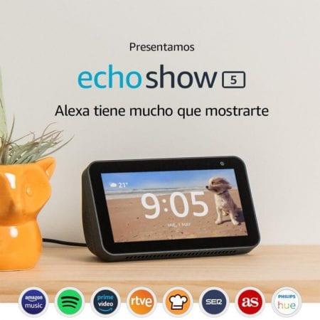 Echo Show 5 barato SuperChollos
