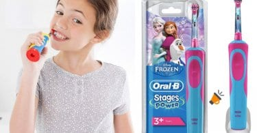 oferta Oral B Stages Power Kids barato SuperChollos