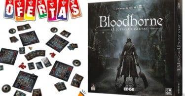 oferta Juego de cartas Bloodborne barato SuperChollos