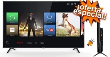 OFERTA TCL 50DP602 Smart TV BARATA SuperChollos