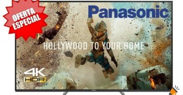 oferta Panasonic TX 65FX623E smart tv barata SuperChollos