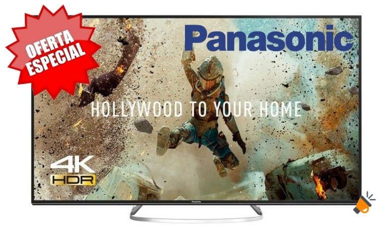 oferta Panasonic TX 65FX623E smart tv barata SuperChollos