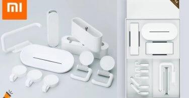 oferta Pack de accesorios para el ban%CC%83o Xiaomi barato SuperChollos