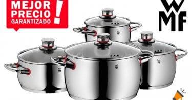 oferta WMF Quality One Bateri%CC%81a de Cocina barata SuperChollos