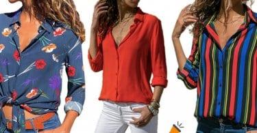 oferta Camisa para mujer barata SuperChollos