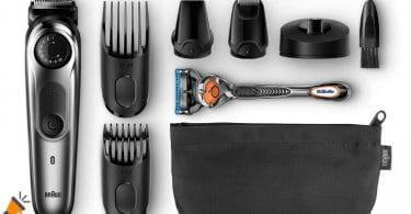 oferta Braun BT7040 Recortadora barba barata SuperChollos