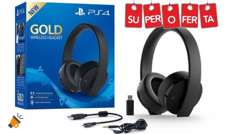 Ofertas en auriculares y altavoces Bluetooth de Sony por el