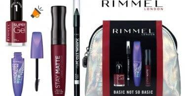 oferta Set de maquillaje Rimmel London barato SuperChollos