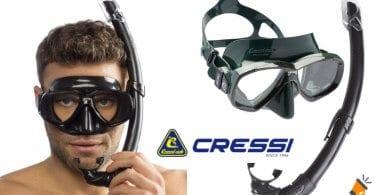 oferta Cressi Perla Mare Set para Snorkeling barato SuperChollos