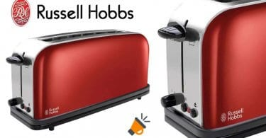 oferta Russell Hobbs Colours tostadora barata SuperChollos