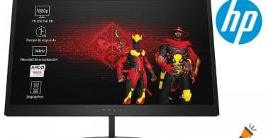 oferta HP Omen 25 monitor barato SuperChollos