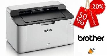 oferta Brother HL 1110 Impresora la%CC%81ser barata SuperChollos