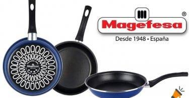 oferta Magefesa Paula Juego Sartenes barato SuperChollos