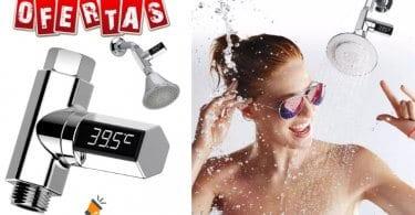 oferta Medidor de temperatura para grifo barato SuperChollos