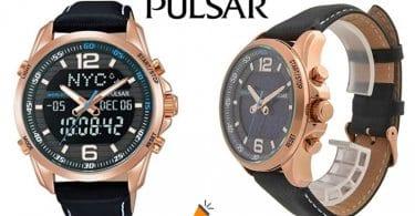 oferta Reloj Pulsar PZ4006X1 barato SuperChollos