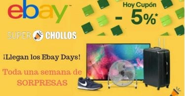 ofertas ebay days 1 SuperChollos