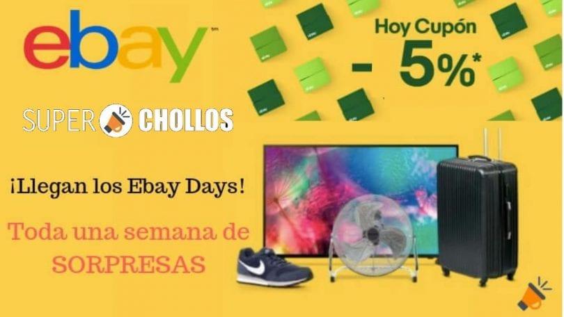 ofertas ebay days 1 SuperChollos