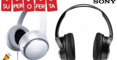 oferta Sony MDRXD150 Auriculares de Diadema baratos SuperChollos