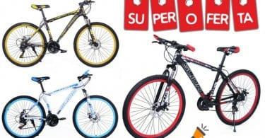 oferta Mountain Bike Safari barata SuperChollos