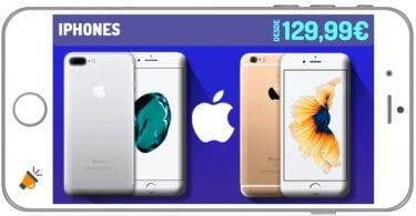 ofertas iphones baratos SuperChollos