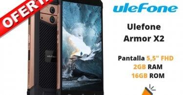 oferta Ulefone Armor X2 barato SuperChollos